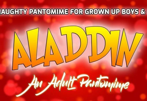 A-lad-in - An Adult Pantomime (18+)